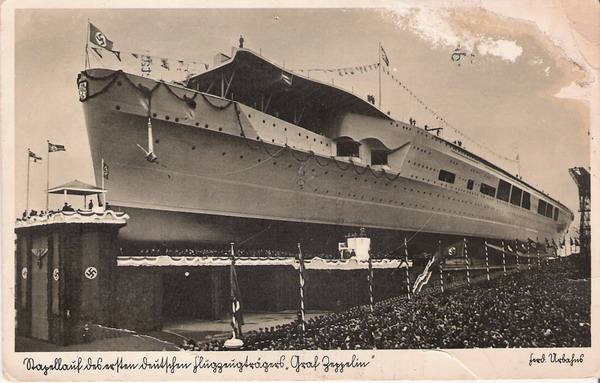 Graf Zeppelin - Carrier