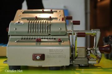 Brunsviga Rechenmaschine