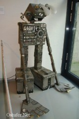 Papp-Roboter - 4844