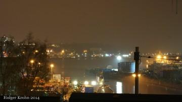 Werft - nachts 6137