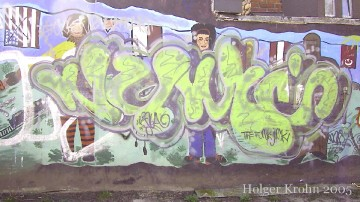 Graffiti 2005 A