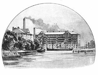 Baltische Mühle 1895