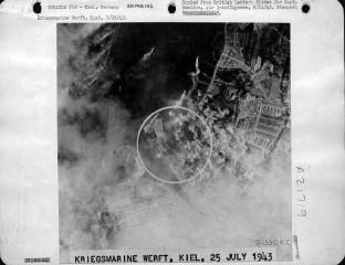 Luftaufklärung 1943