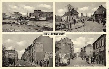 Dietrichsdorf 1960 - I