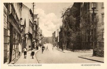 Heikendorfer Weg 1930