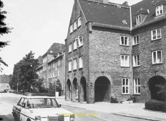 Dietrichsdorf - Luederitzstraße 1979