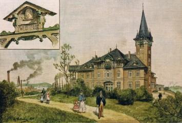 Gaarden - Arbeiterpark 1901