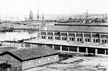 Kaiserliche Werft 1893 - III