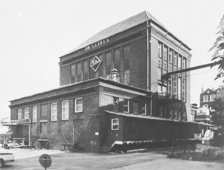 Margarinefabrik Seibel 1979