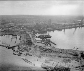 Ellerbek - Marinehafen