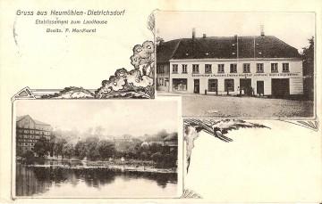 Zum Landhause 1911