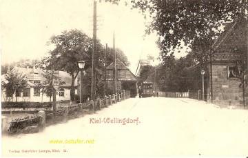 Wellingdorf - Brücke