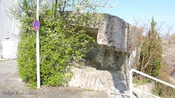 Bunker-Ruine - 2210