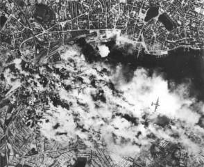 Bombenangriff 14. Mai 1943