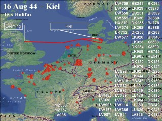 RAF - Angriff 1944