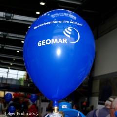 Geomar - Luftballon