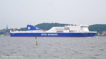 Regina Seaways - 6473
