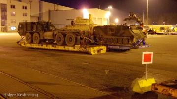 Waffentransport - 3820