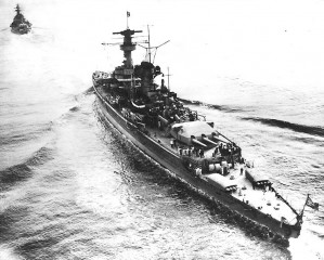 Deutschland - Schlachtschiff 1939