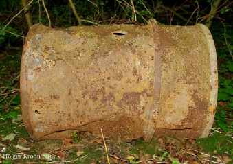 Rost-Fass - 4400