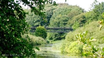 Eisenbahnbrücke - 3626