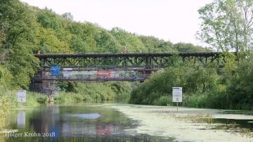 Eisenbahnbrücke - 7774