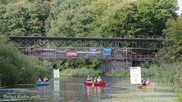 Eisenbahnbrücke - 7937