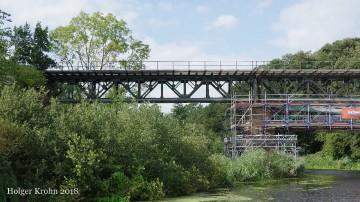 Eisenbahnbrücke - 7941